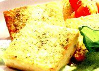 Snitele de tofu marinate