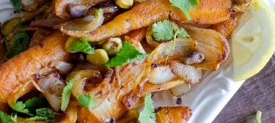 Sote de morcovi cu spanac