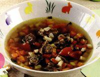 Supa persana de miel