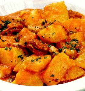 Tocăniţă cu cartofi