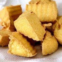 Tofu cu sparanghel