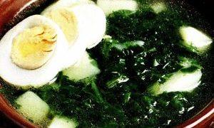 Bors de ouă cu stevie