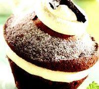 Briose cioco-vanilie