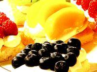 Careuri cu fructe