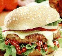 Cheeseburgeri de casa