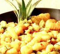 Gnocchi orientali cu curry