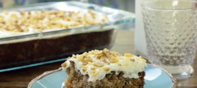 How to Make Carrot Pineapple Cake