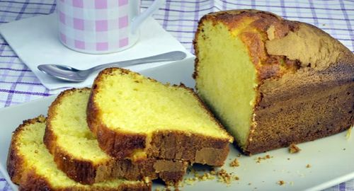 How to Make Lemon Yogurt Cake