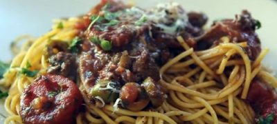 How to Make Slow Cooker Spaghetti Sauce