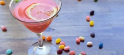 How to Make a Jelly Bean Martini