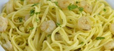 How_to_make_Garlic_Shrimp_Linguine