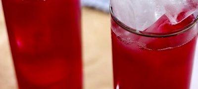 Limonada cu sfecla rosie
