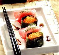 Sushi - un deliciu