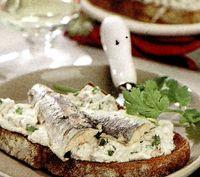Pasta de sardine cu masline
