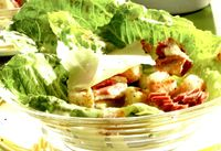 Salata Cezar cu parmezan