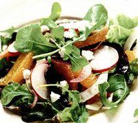 Salata rapida cu fenicul