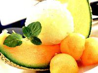 Sorbet de ananas cu mango proaspat
