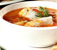 Supa de peste cu lapte