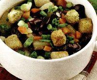 Supa cu fasole neagra