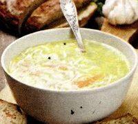 Supa cu taitei cu ceapa