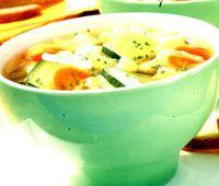 Supa fina de legume