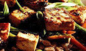 Mancare de arpacas cu carne