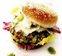 Burger pentru vegetarieni