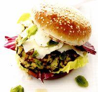Burger vegetalcu linte