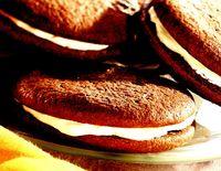 Cookies cu cacao si mascarpone
