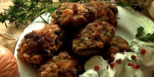 Chiftele din carne de curcan
