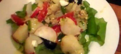 Salata orientala de vara