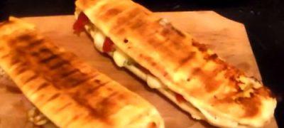 Sandwich cu ansoa