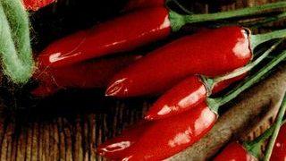 Gem de capsune cu ardei chilli