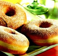 Gogoşi din aluat de paine