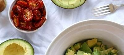 Guacamole cu roşii
