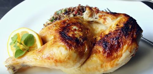 How to Grill Chicken in the Oven