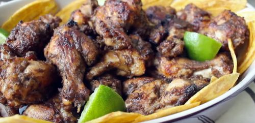 How to Make Jerk Chicken Wings