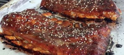 How to Make Spicy Lamb Ribs Glazed with Root Beer