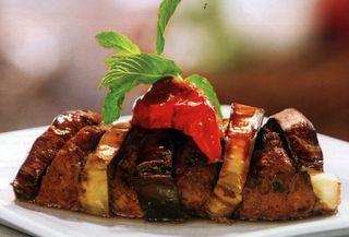 Kebab in vinete (Kebab Miluki)