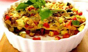 Cum se prepara Lasagna cu Ciuperci