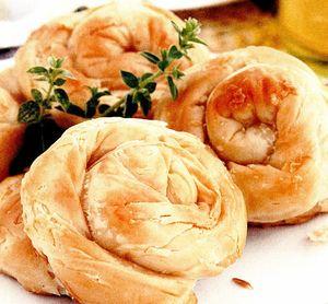 Melcisori cu ciuperci