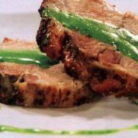 Pulpa de porc fripta