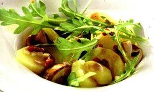 Salata arabeasca de ciuperci