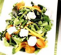 Salata de primavara cu sparanghel