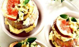 Prăjitură cu smochine