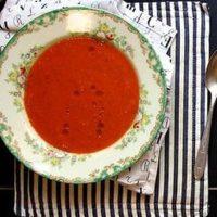Supa de rosii cu hrisca