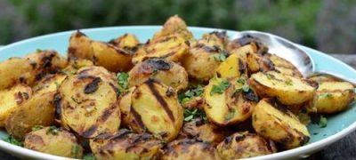 Cartofi dulci copti - simplu si gustos