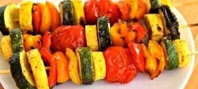Frigarui de legume cu rozmarin