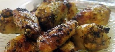 How to Make Baked Cilantro Lime Chicken Wings