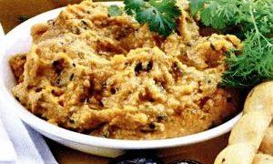 Hummus cu paprika
